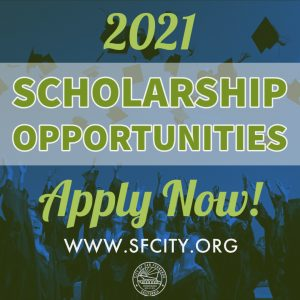 2021 Scholarship Opportunities