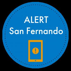 Alert San Fernando