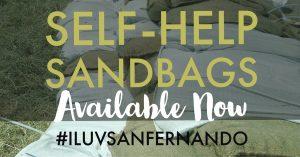 POST PIC Sandbags Available FB & TW