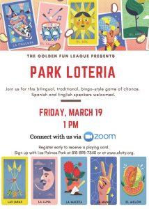 LPGFL March Park Loteria