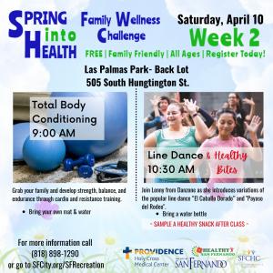 Family Wellness Challenge (4-10-21)