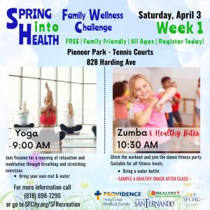 Family Wellness Challenge (4-3-21)