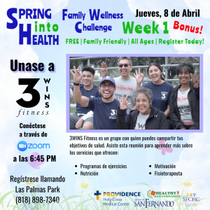 Family Wellness Challenge (4-8-21)