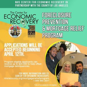 Foreclosure Prevention & Mortgage Relief Program ENG