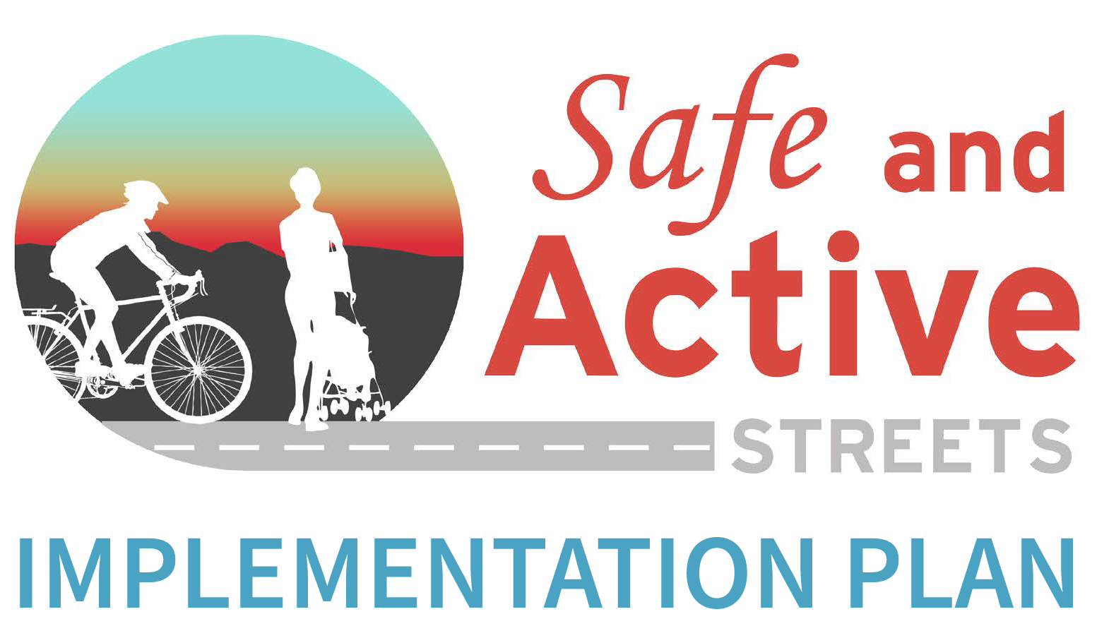 Safe and Active Streets-Logo