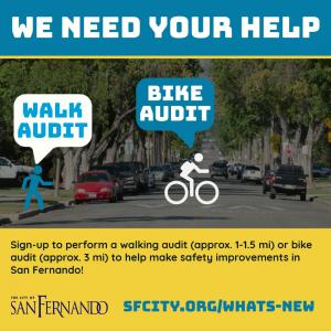 bike & walk audits