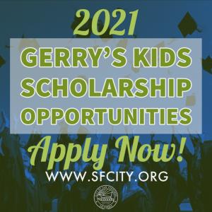 2021 Scholarship Opportunities IG