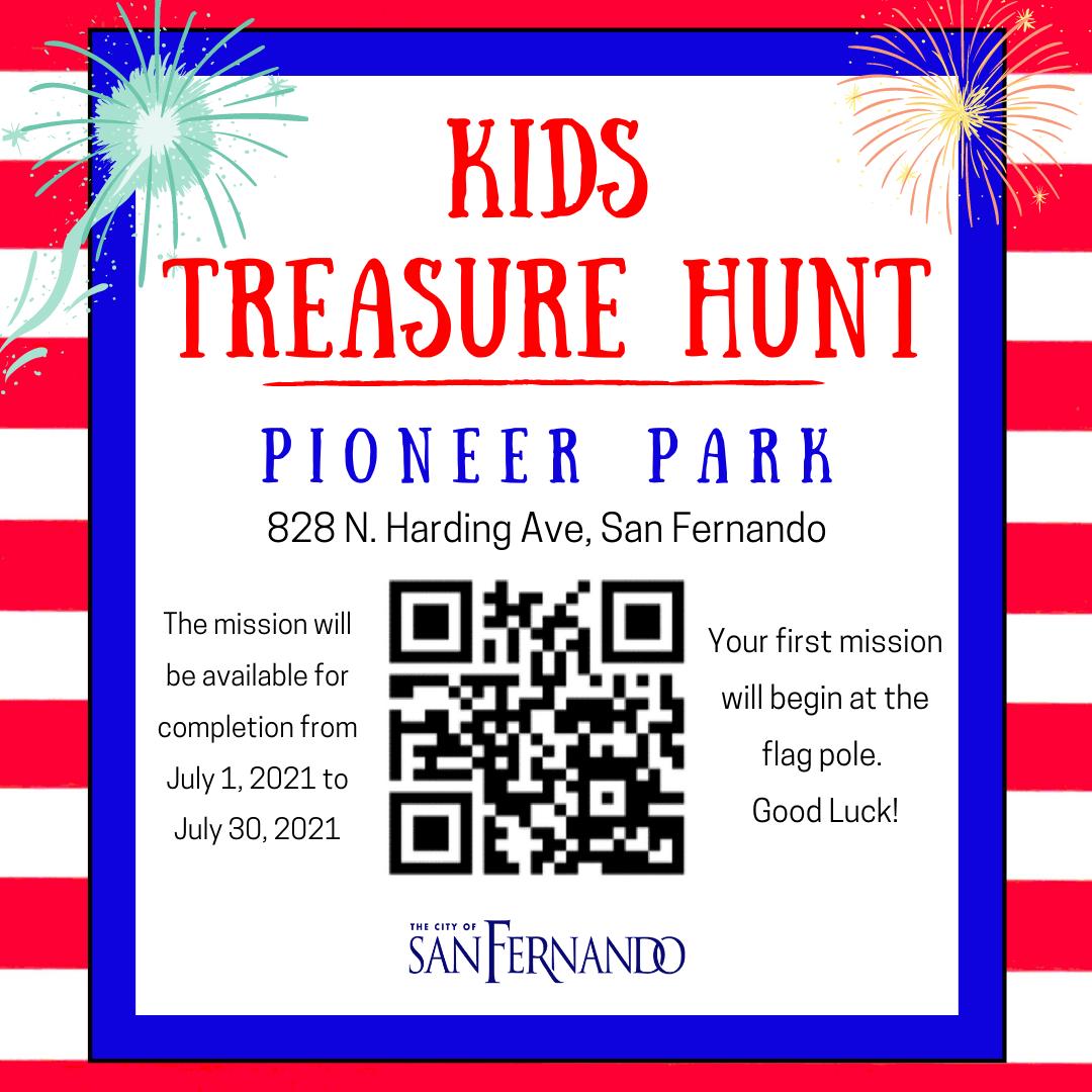 Kids Treasure Hunt (7-2021)