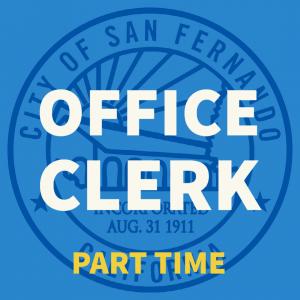 Office Clerk pt