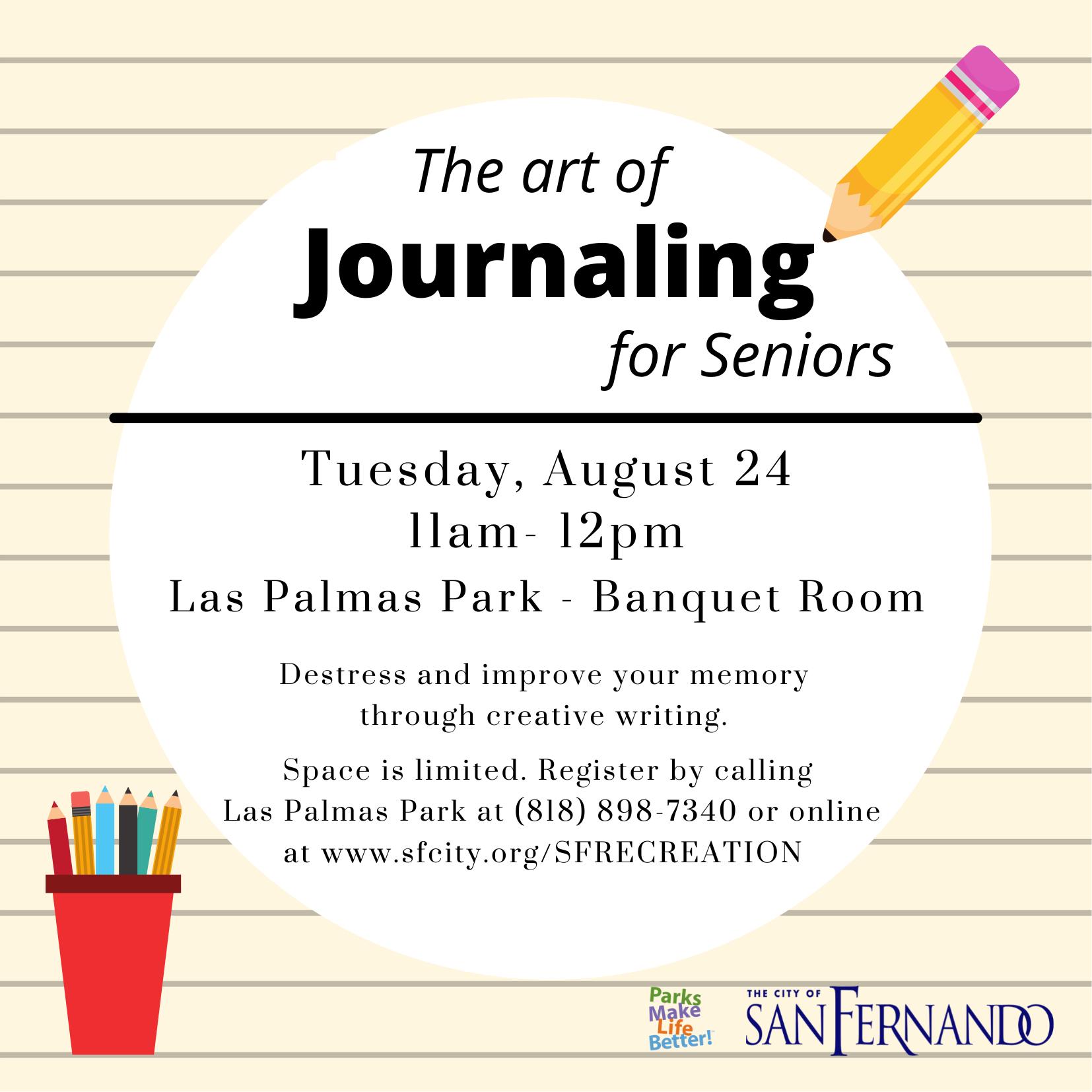 Journaling (8-24-21)