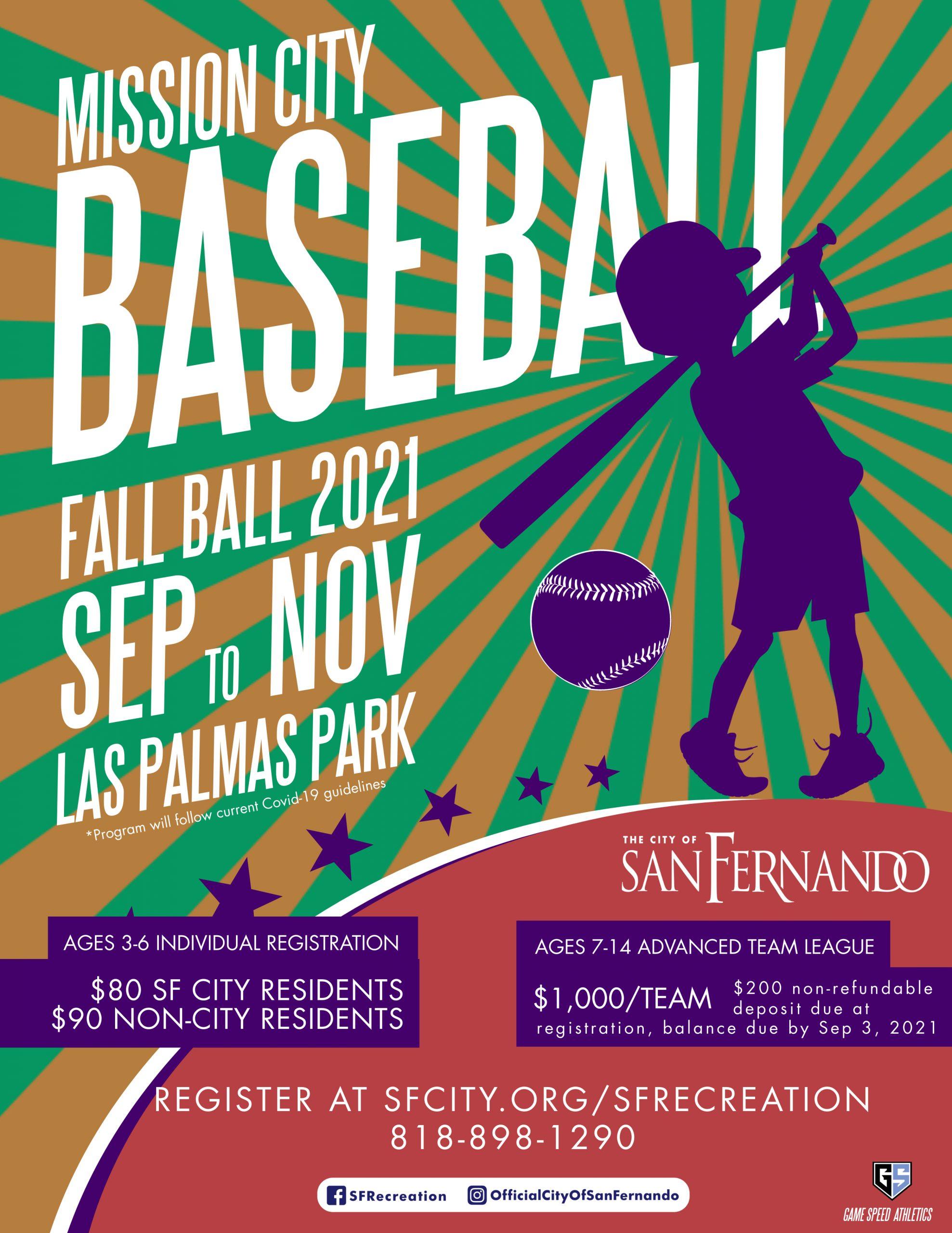 MC Baseball Fall 21