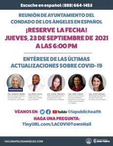 COVID-19 TOWNHALL_9-23 (Spanish)